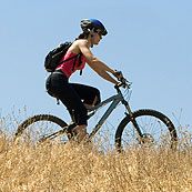 Mountainbike Copyright Julia Keller